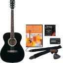 FG-10/BK VALUE-SET【税込】 セピアクルー アコースティックギターバリューセット(ブラック) Sepia Crue [FG10BKVALUESE...