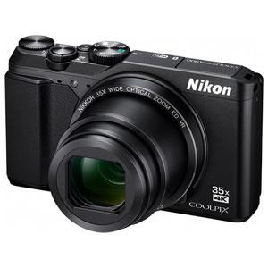 A900BK ニコン デジタルカメラ「COOLPIX A900」(ブラック) [A900BK]【返品種別A】