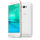 ZC550KL-WH16【税込】 エイスース SIMフリースマートフォン ZenFone Max ホワイト [ZC550KLWH16]【返品種別B】【送料無料】【RCP】