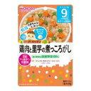 和光堂 グーグーキッチン 鶏肉と里芋の煮っころがし80g (9か月頃〜) アサヒグループ食品 GGトリニクサトイモニツコロIE338