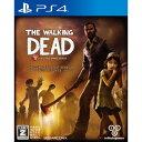 【PS4】ウォーキング・デッド(THE WALKING DEAD) 【税込】 スクウェア・エニックス [PLJM-80164ウォーキングデッ]【返品種別B】【RCP】