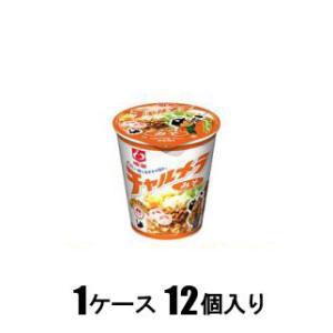 明星 チャルメラカップみそ 72g(1ケース12個入) 明星食品 チヤルメラカツプミソ72GX12 [チヤルメラカツプミソ72GX12]【返品種別B】