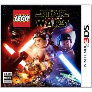 【3DS】LEGO(R)スター・ウォーズ/フォースの覚醒 ワーナー ブラザース ジャパン [CTR-P-BLWJ]【返品種別B】