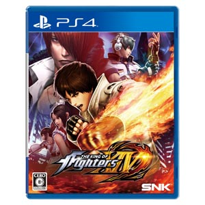 【PS4】THE KING OF FIGHTERS XIV SNKプレイモア [PLJS-70073]【返品種別B】