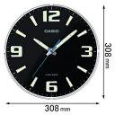 IQ-1009J-1JF【税込】 カシオ 掛時計 [IQ1009J1JF]【返品種別A】【RCP】