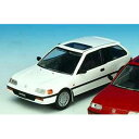 1/43 ホンダシビック 1987 ホワイト【F43-041】 【税込】 First43 [First43 F43-041 ホンダシビック1987 ホワイト]【...