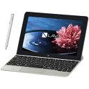 PC-TW710EBS【税込】 NEC 10.1型タブレットパソコンLAVIE Tab W TW710/EBS※キーボード付属モデル (Office Mobil...