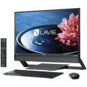 PC-DA970EAB-J【税込】 NEC 23.8型デスクトップパソコン【Joshinオリジナル】LAVIE Desk All-in-one DA970/EA...