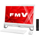 FMVF70YDW【税込】 富士通 23型デスクトップパソコンFMV ESPRIMO FHシリーズ FH70/YD (Office Home&Business Premium プラス Office 3