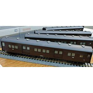 [鉄道模型]日本精密模型 (HO) CJ-1010-06 日本国有鉄道 鋼体化荷物客車 マニ60形 0番代 後期型 タイプ3(43・44) [CJ-1010-06 マニ60 コウキ タイプ3]【返品種別B】