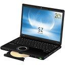 CF-SZ5XDMQR【税込】 パナソニック 12.1型ノートパソコンLet's note SZシリーズ ブラック (Office Home&Business Premium) [CFSZ5XDMQR]【返品種別A】【RCP】【送料無料】