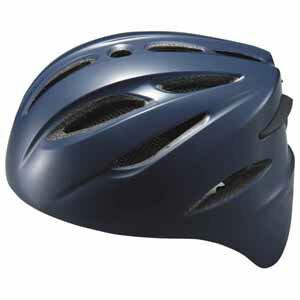 Z-BHL400-2900-Mゼット硬式捕手用ヘルメット(ネイビーM)ZETT野球ヘルメット