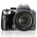 K-70-18-135シルキ-シルバ- ペンタックス デジタル一眼レフカメラ「PENTAX K-70」18-135WR レンズキット(シルキーシルバー) [K701813..