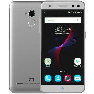 BLADE V7 LITE SV【税込】 ZTE SIMフリースマートフォン ZTE Blade V7 Lite シルバー [BLADEV7LITESV]