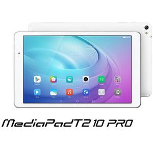 FDR-A01W-WHITE【税込】 HUAWEI 10.1型タブレットパソコン MediaPad T2 10.0 Pro ホワイト ※Wi-Fiモデル [FDRA01WWHITE]【返品種別A】【送料無料】【RCP】