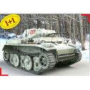 1/72 独・Pz.Kpfw.II Ausf.Lルクス偵察戦車2台セット(MC7220-1)【MCX7220】 【税込】 マコ [BAU.MCX7220.Pz....