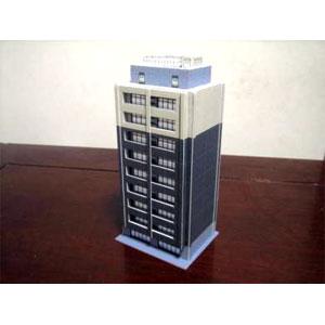 [鉄道模型]ジオワールド (N) 102 Cビル(9階建て) 【税込】 [ジオワールド 102 Cビル]【返品種別B】【RCP】