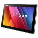 Z300CNL-BK16【税込】 エイスース 10.1型タブレットパソコン ZenPad 10 SIMフリーモデル (ブラック) [Z300CNLBK16]【返品種別A】【送料無料】【RCP】