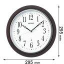 KX391B【税込】 セイコークロック 掛時計 掛時計 [KX391B]【返品種別A】【RCP】