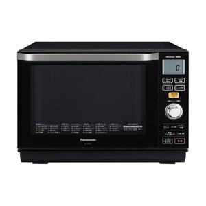 NE-MS263-K【税込】 パナソニック 簡易スチームオーブンレンジ 26L ブラック Panasonic エレック [NEMS263K]【返品種別A】【送料無料】【RCP】