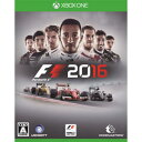 【Xbox One】F1 2016 【税込】 ユービーアイソフト [JES1-00441]【返品種別B】【送料無料】【1201_flash】