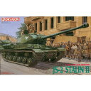 樂天商城 - 1/35 WW.II ソビエト軍 JS-2 スターリンII【DR6012】 ドラゴンモデル