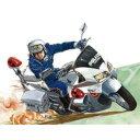 1/12 バイクシリーズ No.4 Honda VFR800P 白バイ【Bike-4】 フジミ