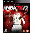 【PS3】NBA 2K17 【税込】 テイクツー・インタラクティブ・ジャパン [BLJS10337]【返品種別B】【送料無料】【RCP】