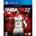 【PS4】NBA 2K17 【税込】 テイクツー・インタラクティブ・ジャパン [PLJS74020]【返品種別B】【送料無料】【RCP】