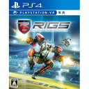【PS4】RIGS Machine Combat League(PlayStation VR専用) 【税込】 ソニー・インタラクティブエンタテインメント [PCJS-50017]【返品種別B】【送料無料】【RCP】