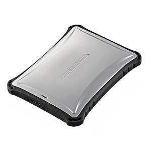 ELP-ZS010USV【税込】 エレコム USB3.0対応 ポータブルハードディスク 1.0TB(シルバー) ZEROSHOCK ELP-ZSUシリーズ [ELPZS010USV]【返品種別A】【送料無料】【RCP】