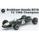 1/20 Brabham Honda BT18 F2 1966 Champion【20016】 【税込】 EBBRO [20016 Brabham Honda ...