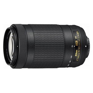 ニコン AF-P DX NIKKOR 70-300mm f/4.5-6.3G ED VR