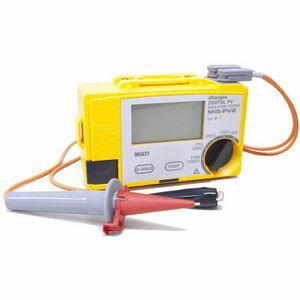 MIS-PV2【税込】 マルチ計測器 太陽電池パネル対応絶縁抵抗計 絶縁・接地抵抗計 [MISPV2マルチケイソク]【返品種別A】【送料無料】【RCP】