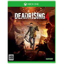 【Xbox One】DEAD RISING 4 【税込】 マイクロソフト [6AA-00024]【返品種別B】【送料無料】【RCP】