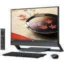 PC-DA970FAB【税込】 NEC 23.8型デスクトップパソコンLAVIE Desk All-in-one DA970/FABTVチューナー搭載モデル (...