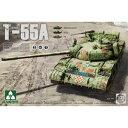 1/35 ロシア軍 T-55A 中戦車3 in 1【TKO2056】 【税込】 タコム [TKO2056 ロシア T-55A チュウセンシャ 3in1]【返品種...