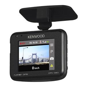 ケンウッド ディスプレイ ドライブ レコーダー