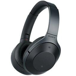 MDR-1000X B【税込】 ソニー Bluetooth対応ノイズキャンセリング搭載ダイナミック密閉型ヘッドホン(ブラック) SONY [MDR1000XBM]【返品種別A】【送料無料】【RCP】