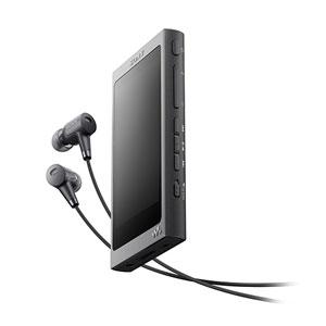 NW-A36HN BM【税込】 ソニー ウォークマン A30シリーズ 32GB ハイレゾ対応デジタルノイズキャンセリングヘッドホン同梱モデル(チャコールブラック) SONY Walkman [NWA36HNBM]【返品種別A】【送料無料】【RCP】