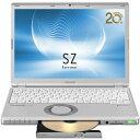 CF-SZ6EDLQR【税込】 パナソニック 12.1型ノートパソコンLet's note SZシリーズ シルバー (Office Home&Business ...