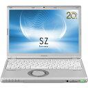CF-SZ6EDYPR【税込】 パナソニック 12.1型ノートパソコンLet's note SZシリーズ シルバー (Office Home&Business ...