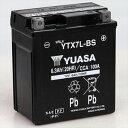 YTX7L-BS(タイワンユアサ)【税込】 台湾ユアサ バイク用バッテリー【電解液注入・充電済】【他商品との同時購入不可】 [YTX7LBSタイワンユアサ]【返品種別A】【RCP】