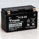 YT7B-BS(タイワンユアサ)【税込】 台湾ユアサ バイク用バッテリー【電解液注入・充電済】【他商品との同時購入不可】 [YT7BBSタイワンユアサ]【返品種別A】【RCP】