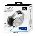 【PS4】ゲーミングヘッドセット AIR ULTIMATE for PlayStation4 【税込】 ホリ [PS4-074]【返品種別B】【送料無料】【RC...
