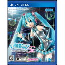 【PS Vita】初音ミク -Project DIVA- F 2nd お買い得版 【税込】 セガゲームス [VLJM35416]【返品種別B】【1201_fla...