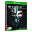 【Xbox One】Dishonored2 【税込】 ベセスダ・ソフトワークス [EUK-00001]【返品種別B】【送料無料】【RCP】