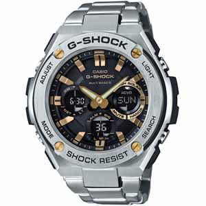 GST-W110D-1A9JF カシオ G-SHOCK G-STEEL Gショック ソーラー電波時計 メンズタイプ [GSTW110D1A9JF]【返品種別A】