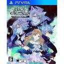 【特典付】【PS Vita】BLACK WOLVES SAGA −Weiβ und Schwarz−(通常版) 【税込】 アイディアファクトリー [VLJM-3...