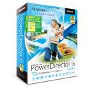 PowerDirector 15 Ultra 公認テクニカルガイドブック付版【税込】 サイバーリンク 【返品種別B】【送料無料】【RCP】